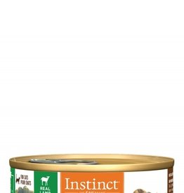 NATURE'S VARIETY/FROZEN NATURE'S VARIETY CAT INSTINCT CAN LAMB 5.5OZ CASE OF 12