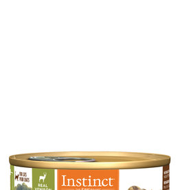 NATURE'S VARIETY/FROZEN NATURE'S VARIETY CAT INSTINCT CAN VENISON 5.5OZ CASE OF 12