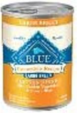 BLUE BUFFALO COMPANY BLUE BUFFALO DOG CAN LARGE BREED CHICKEN 12OZ CASE OF 12