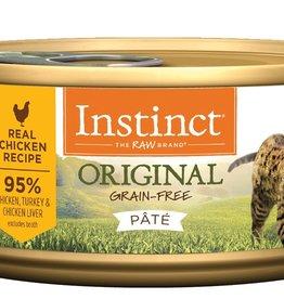 NATURE'S VARIETY/FROZEN NATURES VARIETY INSTINCT CAT CHICKEN 5.5OZ CASE OF 12