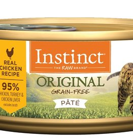 NATURE'S VARIETY NATURES VARIETY INSTINCT CAT CHICKEN 5.5OZ CASE OF 12