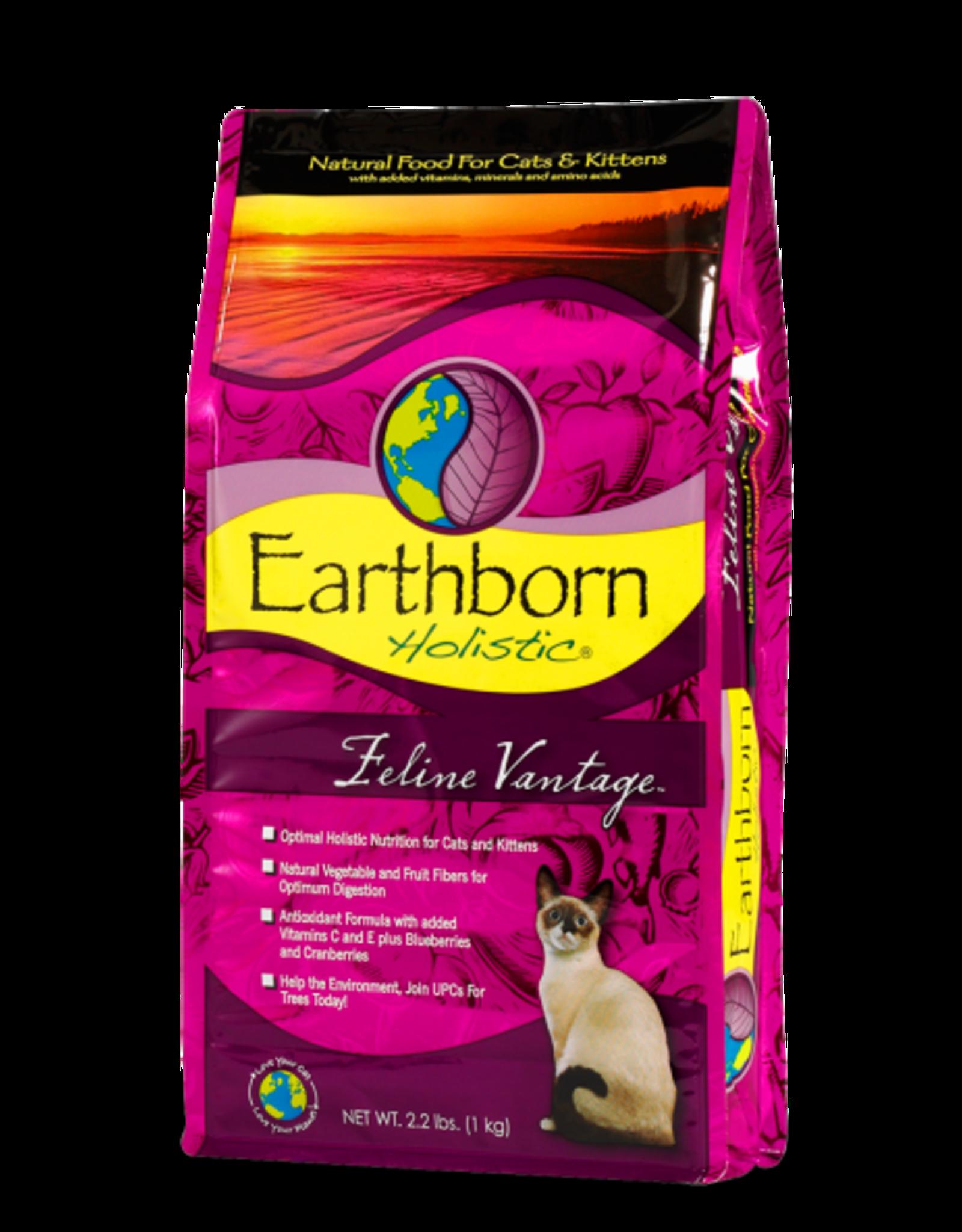 EARTHBORN EARTHBORN HOLISTIC CAT FELINE VANTAGE 5#