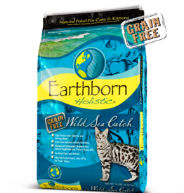 EARTHBORN EARTHBORN HOLISTIC CAT WILD SEA CATCH 5#
