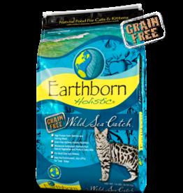 EARTHBORN EARTHBORN HOLISTIC CAT WILD SEA CATCH 5LBS