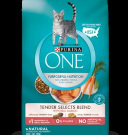 PURINA ONE CAT ADULT SALMON 7#