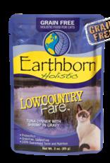 EARTHBORN EARTHBORN HOLISTIC GF LOW COUNTRY FARE TUNA W/SHRIMP 3OZ CASE OF 24