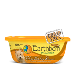 EARTHBORN EARTHBORN HOLISTIC TOBYS TURKEY DINNER 9OZ