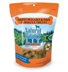 NATURAL BALANCE PET FOODS, INC NATURAL BALANCE BISCUIT SWT POT & FISH 14OZ