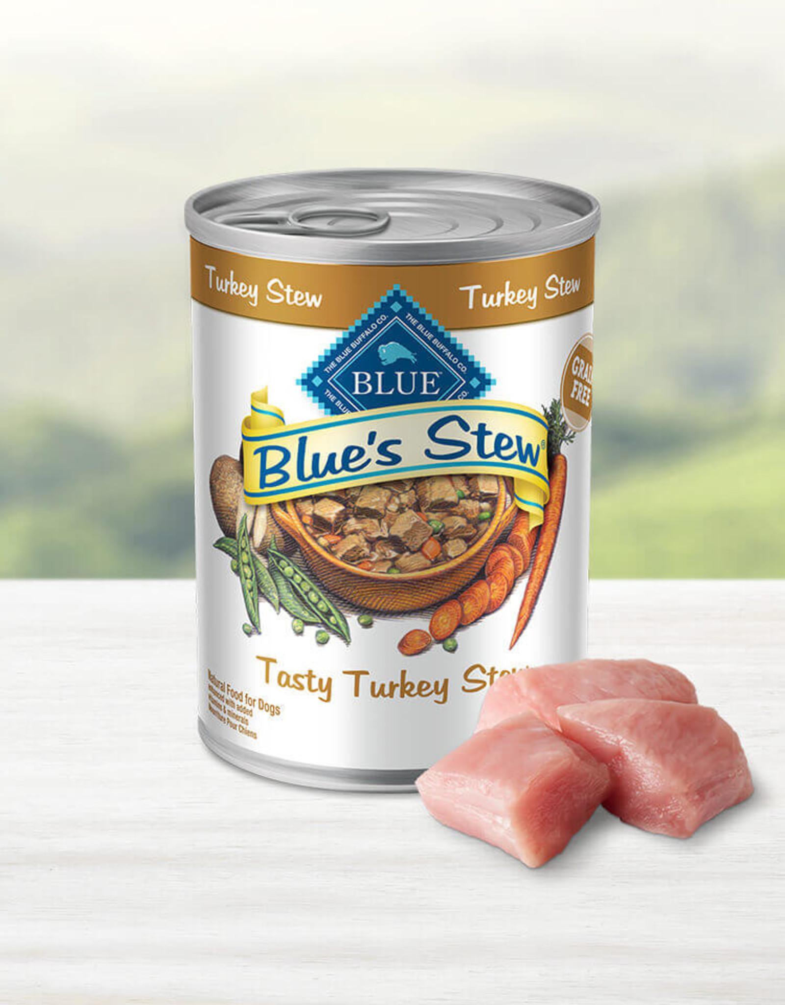 BLUE BUFFALO COMPANY BLUE BUFFALO DOG TASTY TURKEY STEW 12.5OZ CASE OF 12