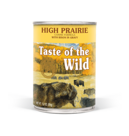 DIAMOND PET FOODS TASTE OF THE WILD DOG CAN HIGH PRAIRIE 13.2OZ