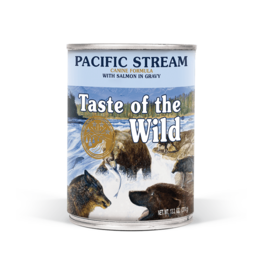 DIAMOND PET FOODS TASTE OF THE WILD DOG CAN PACIFIC STREAM 13.2OZ