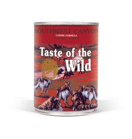 DIAMOND PET FOODS TASTE OF THE WILD DOG CAN SOUTHWEST CANYON  13.2OZ CASE OF 12