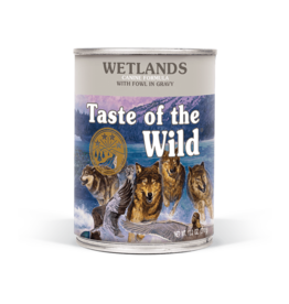 DIAMOND PET FOODS TASTE OF THE WILD DOG CAN WETLANDS 13.2OZ