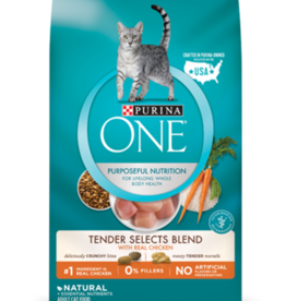PURINA ONE CAT ADULT CHICKEN 7#