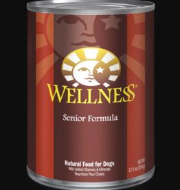 WELLPET LLC WELLNESS DOG CAN SENIOR 12.5OZ