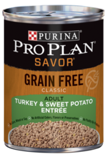 PRO PLAN DOG CAN TURKEY & SWEET POTATO GRAIN FREE 12.5OZ