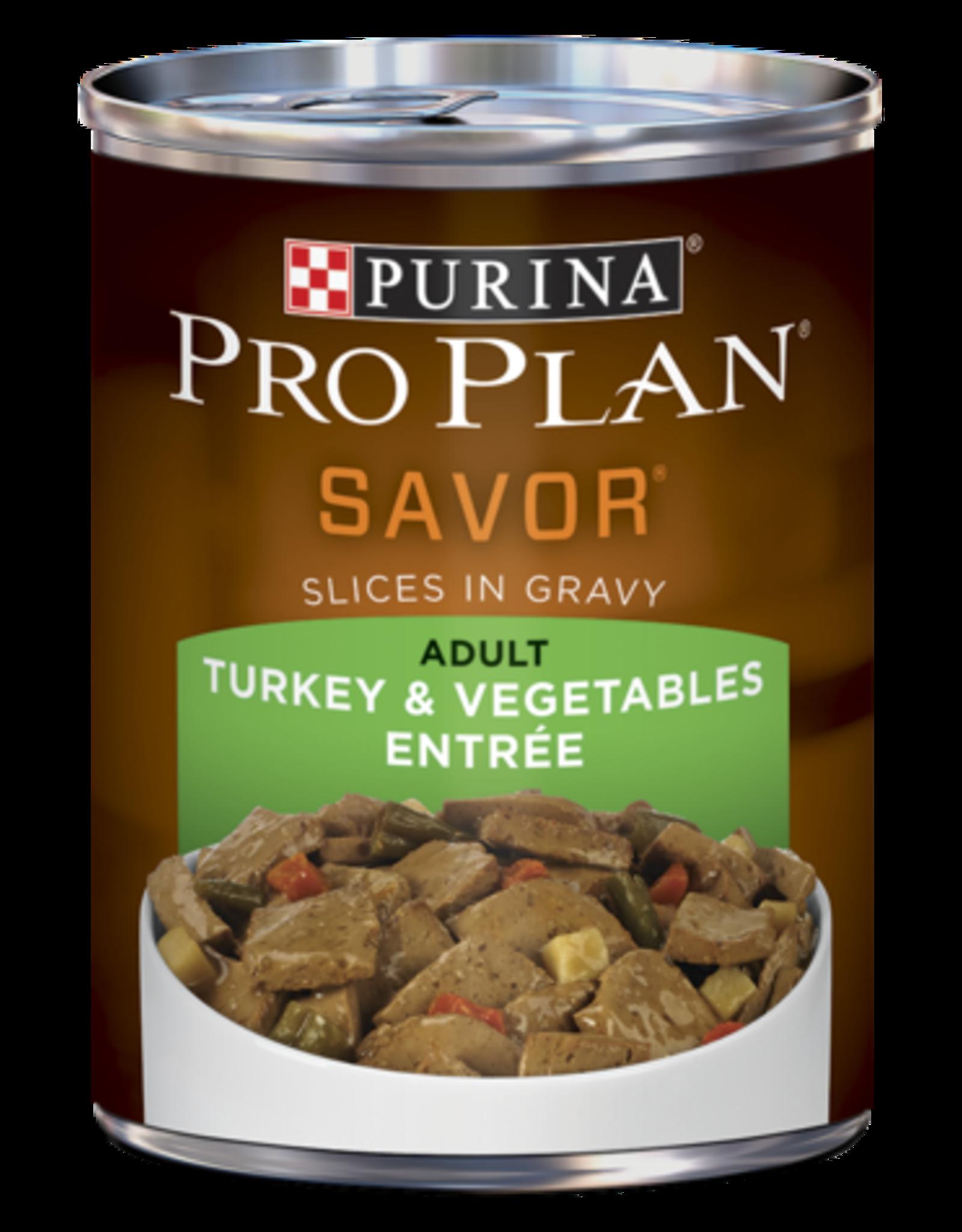 PRO PLAN DOG CAN TURKEY & VEGETABLES 13OZ