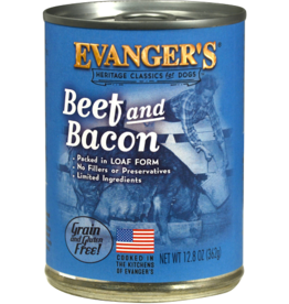 EVANGER'S EVANGERS CLASSIC BEEF & BACON 13OZ CAN