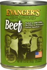 EVANGER'S EVANGERS CLASSIC BEEF 13OZ CASE OF 12