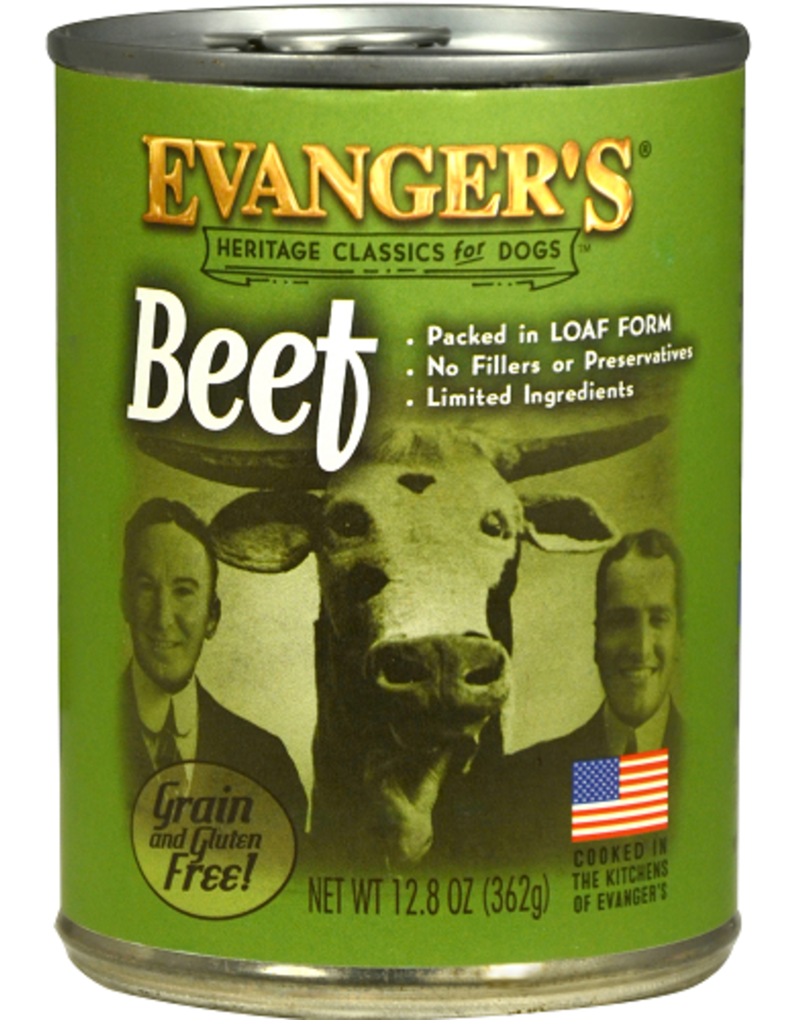 EVANGER'S EVANGERS CLASSIC BEEF 13OZ CAN