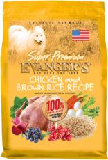 EVANGER'S EVANGERS DOG CHICKEN & BROWN RICE 33lb