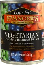EVANGER'S EVANGERS SP VEGETARIAN DINNER 13OZ CAN