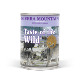DIAMOND PET FOODS TASTE OF THE WILD DOG CAN SIERRA MOUNTAIN 13.2OZ CASE OF 12