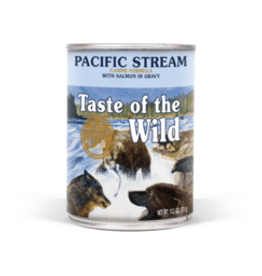 DIAMOND PET FOODS TASTE OF THE WILD DOG CAN PACIFIC STREAM 13.2OZ CASE OF 12