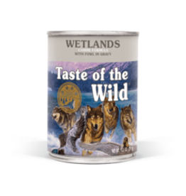 DIAMOND PET FOODS TASTE OF THE WILD DOG CAN WETLANDS 13.2OZ CASE OF 12