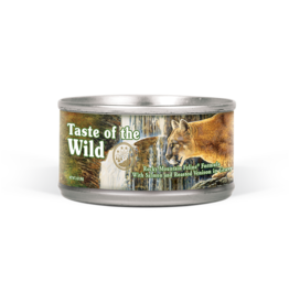 DIAMOND PET FOODS TASTE OF THE WILD CAT CAN ROCKY MOUNTAIN 5.5OZ CASE OF 24