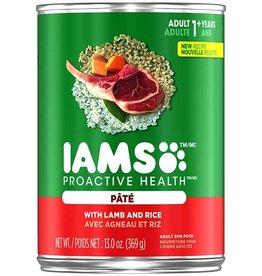 IAMS COMPANY IAMS DOG CAN LAMB & RICE PATE 13.2OZ
