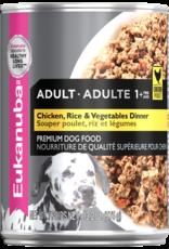 EUKANUBA EUKANUBA DOG CAN CHICKEN RICE & VEGETABLES DINNER 12.3OZ CASE OF 12