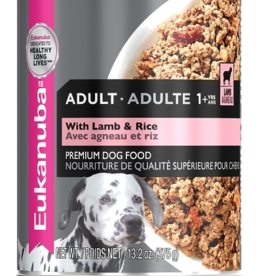 EUKANUBA EUKANUBA DOG CAN LAMB & RICE 13.2OZ CASE OF 12