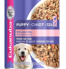 EUKANUBA EUKANUBA PUPPY CAN LAMB & RICE 13.2 OZ