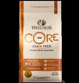 WELLPET LLC WELLNESS CAT CORE ORIGINAL 5LBS