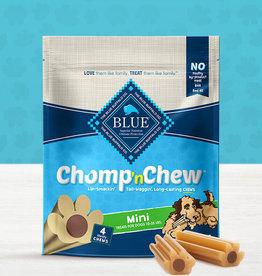 BLUE BUFFALO COMPANY BLUE BUFFALO CHOMP N' CHEW MINI 4CT