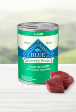 BLUE BUFFALO COMPANY BLUE BUFFALO DOG CAN LAMB DINNER 12.5OZ