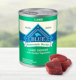 BLUE BUFFALO COMPANY BLUE BUFFALO DOG CAN LAMB DINNER 12.5OZ