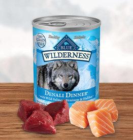 BLUE BUFFALO COMPANY BLUE BUFFALO DOG WILDERNESS DENALI CAN 12.5OZ CASE OF 12