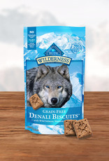 BLUE BUFFALO COMPANY BLUE BUFFALO WILDERNESS DENALI BISCUITS 8OZ