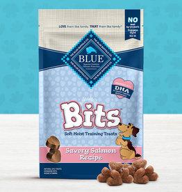 BLUE BUFFALO COMPANY BLUE BUFFALO DOG TREAT BITS SALMON 4oz
