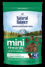 NATURAL BALANCE PET FOODS, INC NATURAL BALANCE MINI REWARD TREAT LAMB  4OZ