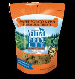 NATURAL BALANCE PET FOODS, INC NATURAL BALANCE BISCUIT SWT POT & FISH 8OZ