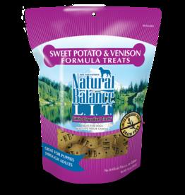 NATURAL BALANCE PET FOODS, INC NATURAL BALANCE BISCUIT SWT POT & VENISON 14OZ