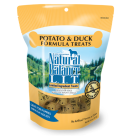NATURAL BALANCE PET FOODS, INC NATURAL BALANCE BISCUITS DUCK & POTATO 28OZ