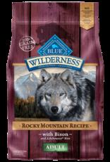 BLUE BUFFALO COMPANY BLUE BUFFALO DOG WILDERNESS ROCKY MOUNTAIN RECIPE WITH BISON 22LBS