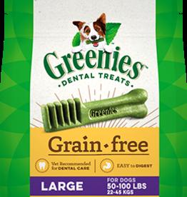 GREENIES GREENIES GRAIN FREE LARGE 8 CT (12OZ)