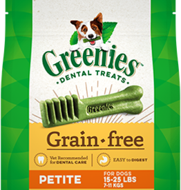 GREENIES GREENIES GRAIN FREE PETITE 45CT (27OZ)