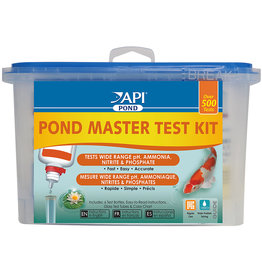 MARS FISHCARE NORTH AMERICA IN API COMPLETE POND TEST KIT