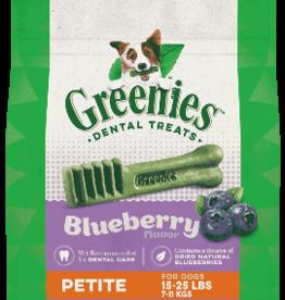 GREENIES GREENIES PETITE BLUEBERRY TREAT 12OZ